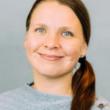 Henkilökuva Anna Nykänen.