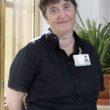 Henkilökuva Margit Eckhardt.
