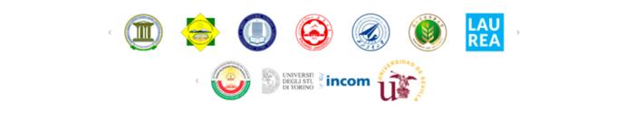 project participant logos.