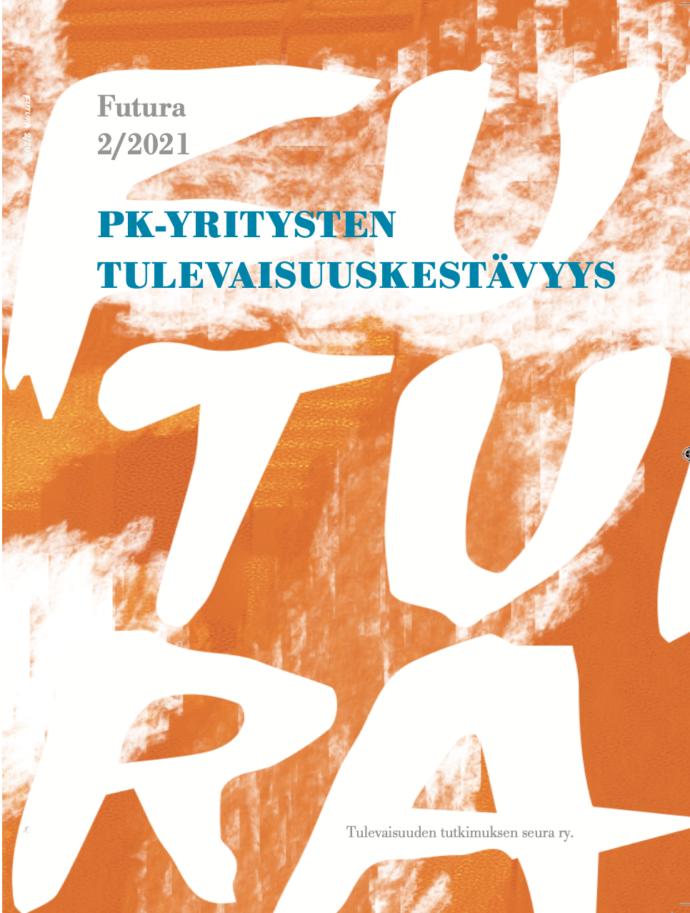 Futura-lehden kansi.